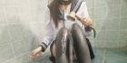 微博可爱白虎萝莉日奈森果VIP福利套图视频