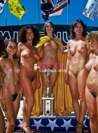 【绝版资源】美国裸体选美 Naked Beauty Pageants【121P 93MB】【百度云】