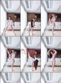 [美腿] 韩国小美女瑜伽、日常视频合集[36合集1.13 GB]【百度云】