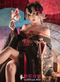 【自行打包】【铁板烧鬼舞w】20套合集 cosplay微博网红 4K原图【406P 4.73GB】【百度盘】